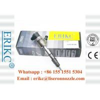 China ERIKC 0445110538 Automobile pump Parts injector 0 445 110 538 Bosch vehicle fuel injection 0445 110 538 on sale