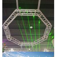 Quality Exhibtion Booth Or Stage Lighting Truss , 290mm or 300mm Aluminum Square Bolt for sale