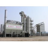 95% screening efficiency Asphalt drum mix plant 0.6 stere air storage tank support mixing tower Manufactures