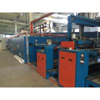 Reduce Cost Fabric Dyeing Machine , Textile Finishing Machinery Hot Air Circulation Oven Manufactures