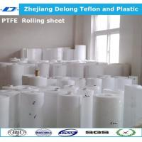 China 1mm, 2mm, 3mm ptfe rolling skived sheet on sale