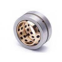 Buy cheap Spherical Plain Bearing , INW-Q10 Solid Lubricant Inlaid Globe Bearing from wholesalers