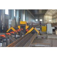 High Speed CNC Drilling and Marking Machine Line for Angle Bar Steel Tower Manufactures