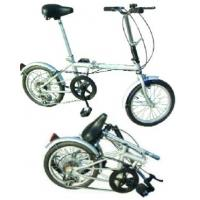 China steel 20'' pocket BMX Bike Bicycle for sale on sale