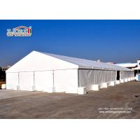 1000 Square meter White color Solid Large Aluminum Party Tents Warehouse Outdoor Manufactures