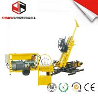 75kw Motor Power Hydraulic Underground Core Drilling Rig With NQ 500m Manufactures