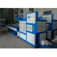 Pvc Pipe Belling Machine 16 - 250mm Pipe Diameter  Internal PLC System Manufactures