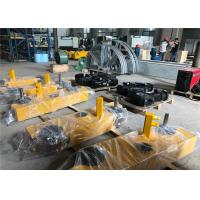 China Hollow Shaft End Truck / End Carriage Crane Bogie Style For Overhead Crane Spare Parts on sale