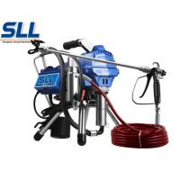Quality Industrial Cement Plaster Mortar Spraying Machine Diaphragm Airless Putty Sprayer for sale