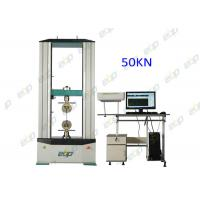 50KN Servo Control Universal Testing Machine Tensile Test With Computer Software Manufactures