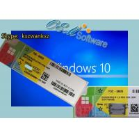 Free Shipping Windows 10 Professional Activation Key X 20 Label COA Manufactures
