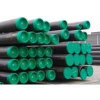 P110 C90 C95 black painted Round Steel Casing Pipe 8 5/8 Inch , 3mm - 30mm Thickness Manufactures