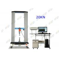 20KN UTM Universal Testing Machine With Tensile / Compression / Bending Function Manufactures