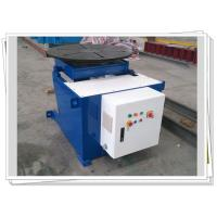 Pendant Control Heavy Duty Welding Table / Welding Turn Table Manufactures
