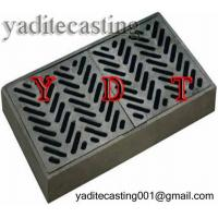 China Ductile Iron Gully Grate on sale