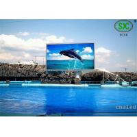 Waterproof Outdoor Full Color LED Display Board P10 1R1G1B Manufactures