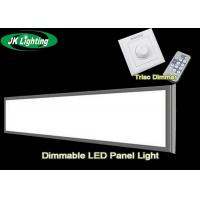 Dimmable Dimmable LED Panel Light 300x1200 , Aluminium Shell LED Ceiling Light Panel Manufactures
