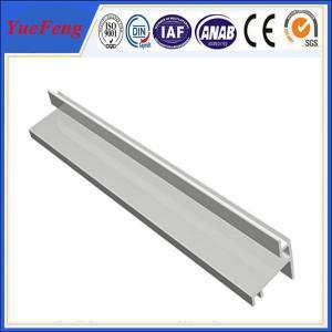 customized extruded aluminium enclosure cleanroom t shape extrusion profile Manufactures