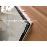 China 10MM square toughened glass with CCC certificate sale to Cellini Lifestyle furniture store on sale