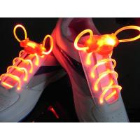 Quality Green-Yellow LED Shoelaces for sale