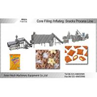 food extruder machine/ Puffed Cheese Ball Snacks Machine Manufactures