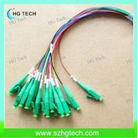China LC/APC Optical Fiber Pigtail 0.9mm on sale