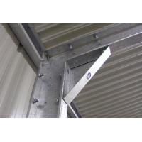 Stamping Metal Framing Brackets , Heavy Duty Metal Brackets ISO Certification Manufactures