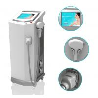 Professional 808nm Diode Laser Hair Removal Machine / Equipment for chest , back , legs Manufactures