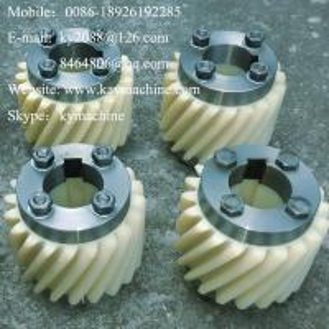 China Engineering Plastics Ertalon and Nylatron nylon gears Sprockets on sale