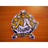 Quality Letter embroidery(patch logo) for sale