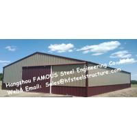 Chinese Construction Company Suppy Structural Steel Barn And Steel Structural Garage American Standard Manufactures