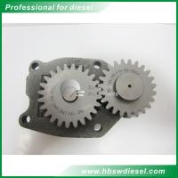 Quality 6CT 8.3L Diesel Engine Oil Pump 3802278 / Cummins Diesel Engine Parts for sale