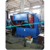 China High Precision Pipe Welding Positioners , Rotary Welding Floor Table on sale