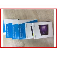 Genuine Software Windows 10 Pro Retail Box , Win 10 Product Key code online activation Manufactures
