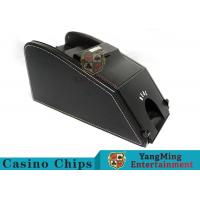 Intelligent Automatic Black Jack Shoes For Baccarat Gambling Can Send Cards Manufactures