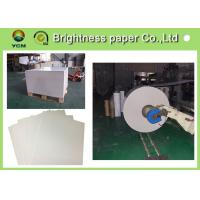Strong Stiffness White Cardboard Sheets 400gsm Paper Moisture Proof