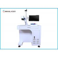 Buy cheap Air Cooling Metal Jewellery Laser Marking Machine 100*100mm 20w from wholesalers
