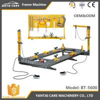BT-5600 Auto Body Frame Machine/Car Bench for sale Manufactures