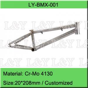 China Cr-Mo BMX Bike Frame on sale