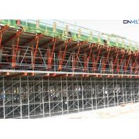 Construction Bridge Formwork Systems Large Area High Cantilever Loads Manufactures