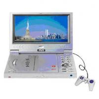 7� Portable DVD player, TFT TV and game Manufactures