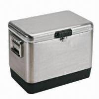 54QT cooler box wine/champagne cooler, made of stainless steel Manufactures