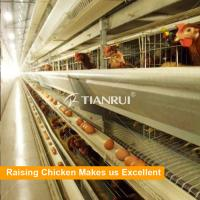 China Low price high quality China supply 3 tiers layer poultry rearing cages wholesale