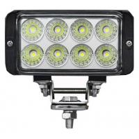 4.5-Inch 24W LED Car work light Double Rows For Truck Vehicle 30000 Hours Above Life Time Manufactures
