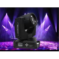 230W 7R Sharpy Beam Moving Head Light / Disco Studio Theatre Stage Moving Heads Manufactures