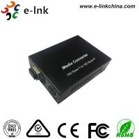 10G SFP + Ports Fiber Ethernet Media Converter not including SFP+ Modules Manufactures