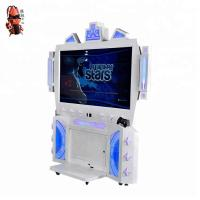 Indoor amusement video machine game, AR somatosensory interactive electronic game machine, augmented reality arcade game Manufactures