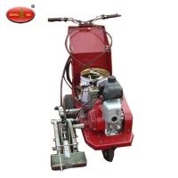 China Manual traffic signs road line marking machine for sale on sale