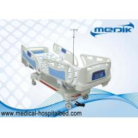 Luxury Full Electric Medical Hospital ICU Bed Sickbed For Elderly Manufactures