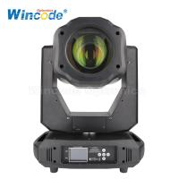 China 3 In 1 Beam Moving Head Light 350w  17r  With Zoom Touch Screen Operation on sale